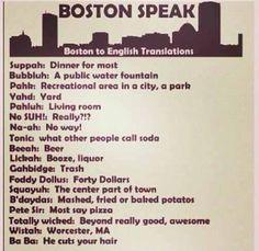 Boston speaks